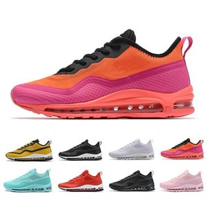 2019 Gym rouge orange femmes hommes ultérieurs Chaussures de course Rose Triple Noir extérieur jaune Entraînement sportif Hommes Baskets Chaussures Chaussures de sport 36-45