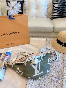 La signora di lusso originale stampata spalla inclinata pacchetti singoli femminili la nuova moda del cuoio di stampa attraverso una delle donne borse borsa 0521