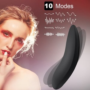 Culotte 10 jouets portables FLXUR FLXUR FLXUR FEMMES Vibromator pour Y19061202 Silicone Control oeuf Vibrant Stimuler G-Spot Sexe adulte Remote M EMVM