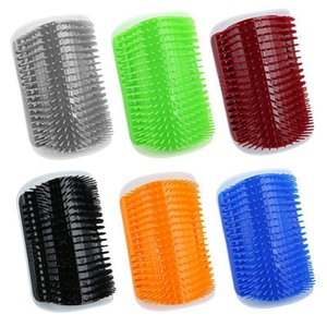 Pet Cats Safe Comfortable Self Grooming Brush For Wall Corner Free Hand Cats Massage Comb Pet Supplies For Cat Other Cat Supplies