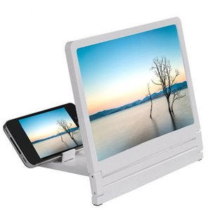 Pantalla del teléfono móvil lupa de cristal 3D del teléfono celular de la pantalla Películas HD Amplificador para Smart titulares de teléfono