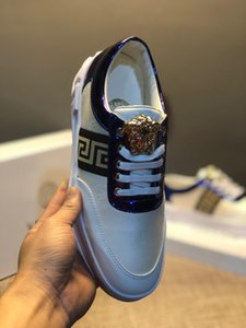 zapatos de diseñador para hombre white Suede Gazelle lace with overlay of gold jogging DE luxe top quality casual shoes#1F