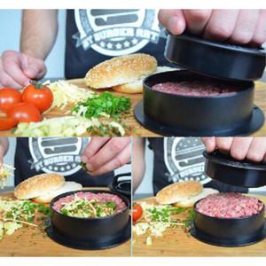 Burger Press farci Hamburgers Grill BBQ Patty Maker Machine de broyeur de viande juteuse