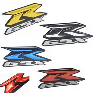 utomobiles & Motorcycles 2pcs 3D GSXR Motorcycle Sticker Decal Emblem Raised Reflective Fairing Stickers Moto Vinyl Bling for GSXR 1000 1...