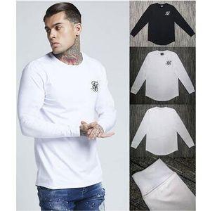 hombres manga larga causal de la camiseta 2020ss Hip Hop de moda de verano la camiseta de manga corta T-shirt