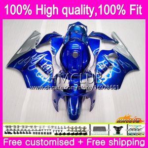 Injection For KAWASAKI ZX-12R ZX1200 CC ZX 12R 12 R 1200 71HM.62 Blue Top 1200CC ZX12R 02 03 04 05 06 2002 2003 2004 2005 2006 OEM Fairing
