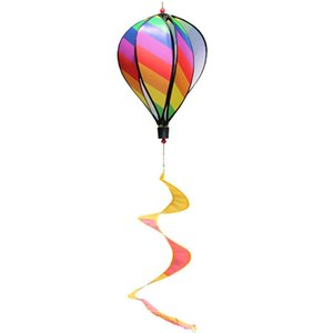 hot air balloon toy windmill spinner garden lawn yard ornament outdoor party favor supplies 72xc baby play