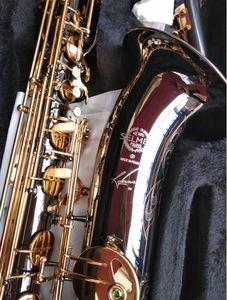 Bari Sax Modello 54 Nuovo sassofono baritono nichelato nero di alta qualità a basso