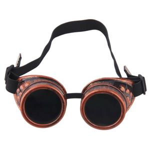 2018 Retro Cyber Goggles Glasses Vintage Welding Punk Sunglasses Cyber Glasses