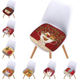 stile nordico morbido comodo cuscino sedia cotone stampato sede del rilievo sala da pranzo all'aperto Giardino Cucina cuscino di seduta decorazione della casa