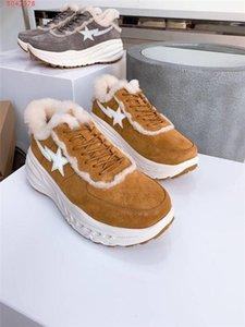 scarpe interlock Lover, Ultimi elementi Camo per caldo comodo La parte inferiore della mens spessi e delle donne scarpe casual formato 35-44