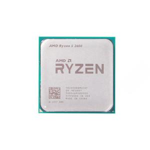 Amd Yepyeni Orjinal Apu Ryzen 5 2600 3.4 Ghz 3.9 Ghz 6 Çekirdekler 12 Konular Oyun Ofisi Pc İşlemci İşlemci