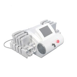 208 lazer ışıkları 660nm 980nm Diod Lipo Lazer Zayıflama Makinesi