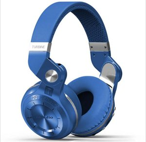 moda Bluedio Headest T2 + DOĞRU KABLOSUZ FLAŞ Kulaklık Blutetooth IOS için 5.0 oyun Kulaklık Çift Kulak Kulaklık ve Android z2