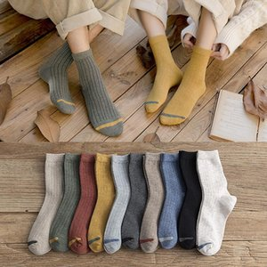 High Quality Outdoor Sports Men Women Girls Candy Colors Cotton Comfortable Harajuku Short Socks Fashion Female Funny Socks