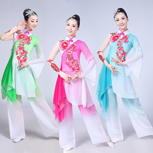 ancient chinese costume hanfu dress stage performance clothing folk dress hanfu women stage costume chinese dance costumes