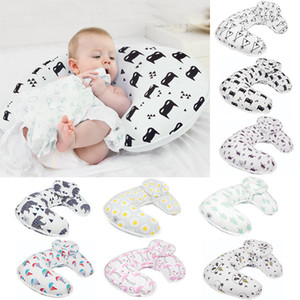PUDCOCO Newest Useful U-Shape Maternity Breastfeeding Support Pillow Newborn Baby Nursing Cushion