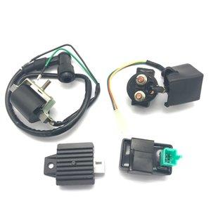 Retransmitir CDI bobina de encendido del regulador fijado para el KAZUMA MEERKAT FALCON 50CC 90CC 110CC