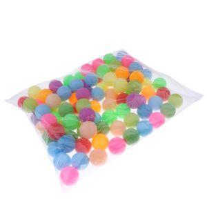 Confezione da 100 40mm Pong / Ping Pong Palline Beer Pong / colorati Cat Balls