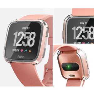 Per Fitbit Versa 3 Senso Lite Versa 2 Coperchio Smartwatch TPU di tocco di caso di Samsung Galaxy attivo 2 con il pacchetto