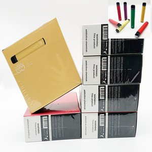Puff Além disso descartável Vape Pen 3,2ml Cartucho 550mAh Puff bateria mais Pré Cheio dispositivo descartável Pod Starter Kit 800 + Puf