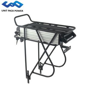 UPP batteria al litio portapacchi 48v batteria agli ioni di litio 48v e-bike 10Ah per 750w 500w bicicletta elettrica