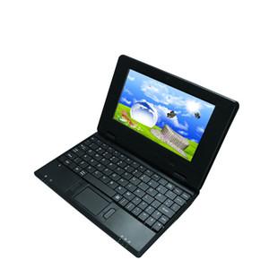 7 polegadas computador portátil 1G + 8G ultra fino estilo elegante Mini Notebook PC fabricante profissional
