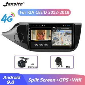 Jansite Car Radio Android 9.0 T3L для KIA Cee'D CEED JD 2012-2018 Multimidia Video 2 din android Player Навигация GPS 2+32G DSP автомобильный dvd