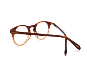 -Oliver Peoples all'ingrosso di stile classico Vintage frame ottica OV5256 Sir O'Malley ha vinto brand design per lenti di prescrizione senza custodia