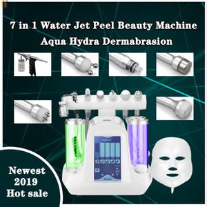 2019 Нового hydrofacial гидро микродермабразия салон омоложения кожи дермабразия машина кислород BIO лифтинг красота оборудование