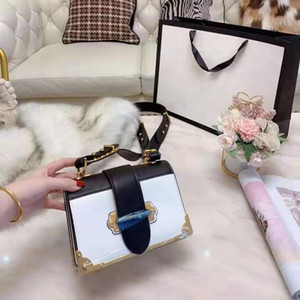 Rosa Sugao bolsas de grife de luxo bolsas mulheres de ombro saco crossbody bolsa de couro genuíno de alta qualidade designer mala malas