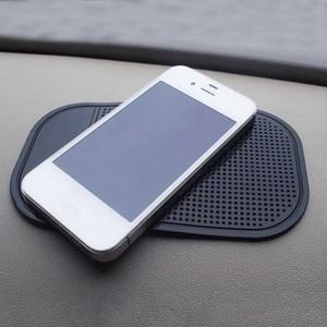 Автомобиль Anti-Slip силиконовым Sticky Pad Мат для телефона очки Волшебные Dashboard Липкие Гелевые подушечки Holder Авто Интерьер коврики партия благосклонности LJJA3780-2