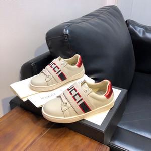 Moda Sneakers Para toddllers designer miúdos sapatos de alta qualidade Meninos Calçado casual chic Sneakers Para Crianças Designer de sapatos