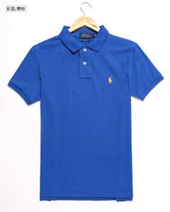 gros Polos Designer Hommes Femmes Marque été Polos T-shirts de sport de luxe pour hommes à manches courtes T-shirts La chemise des hommes 2020631K