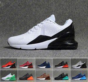 2019 02 TPU Mens New Arrivals designer Sapatos Pretos Triplo Branco Almofada Sneakers Moda Athletics Formadores Tênis de Corrida tamanho 36-45