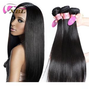 9A Brazilian Straight Virgin Hair Wefts 3 Or 4 Bundles 100% Unprocessed Brazilian Straight Body Wave Loose Wave Human Hair Extensions