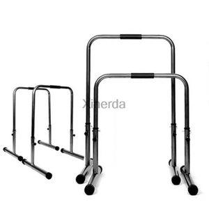 Multi-funzionale coperta Fitness Equipment orizzontale Bar Spalato Parallel Bar verso l'alto Trainer Pull up esercizio regolabile in altezza