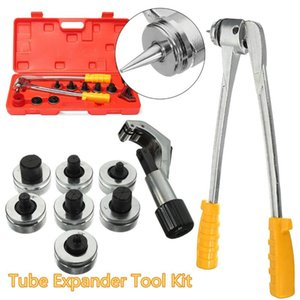 Heavy duty plumbing tube pipe expander come with a heavy duty tube cuter and a internal external reamer Plumbing tool