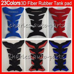 23 Cores 3D De Borracha Tanque De Gás Pad Protetor tanque adesivos decalques almofadas Para Para HONDA KAWASAKI SUZUKI YAMAHA DUCATI BMW TRIUMPH Aprilia Bike Aprilia