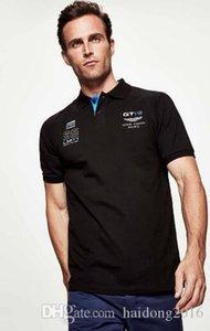 Summer Men Hackett Casual Polo Shirt Top Quality Cotton England Designer Fashion Male Leisure Polos GB UK HKT Sport T-Shirts M-2XL Black