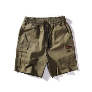 Estate Nuovo pantaloni stile pantaloni da uomo casuale adatta i pantaloni di alta qualità Trend Hip Hop pantaloncini estivi