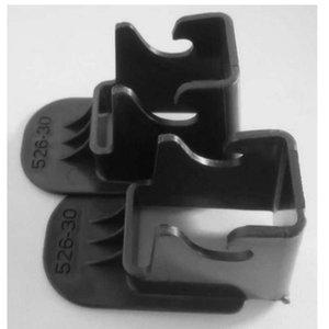 Las nuevas 2 PC Guía Latch! Passenger Car asientos infantiles Isofix Guía general Interfaz cinturón LATCH (ISOFIX) HR330