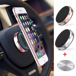 100PCS In Car Magnetic Dashboard Cell Mobile Phone GPS PDA Mount Holder Stand for Smartphone holders By Free DHL