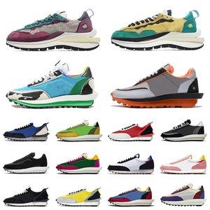 Nike Sacai LDV Waffle Undercover Daybreak Pegasus Blazer Shoes 2020 Erkek Koşu Spor Ayakkabı Tıknaz Dunky NYC Güvercin Gizli Pegasus Saf Platin Neptün Yeşil Bayan Blazer Ayakkabı