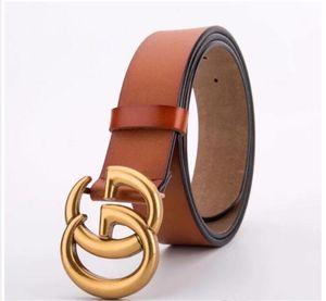 Дизайнерский бренд кожаный пояс мужчин 01 женщин золото серебро манжету ручной работы высокого качества 125см Повседневная Мужская пояса джинсы Мода