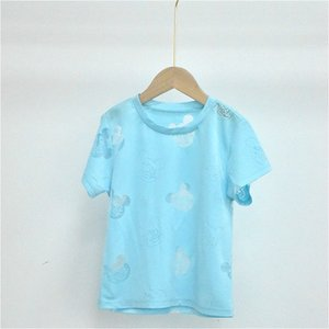 Q4 Boys and girls new summer children's clothing T-shirts for children