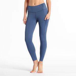 Высокая талия женщины йога брюки быстросохнущие спортивные полные леггинсы Женские брюки упражнения фитнес одежда бег леггинсы спортивные брюки