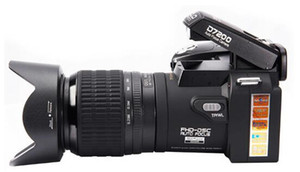 Yeni PROTAX POLO D7200 dijital kamera 33MP TAM HD1080p 24X optik zum Otomatik odaklama Profesyonel Kamera