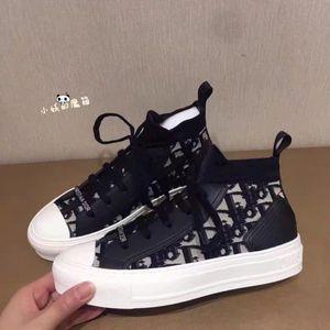 Dior casual shoes HOCH SNEAKERS IN Dor hococal von Jones xshfbcl mit Modedesign Klassische Oblque Druck Logos Männer Frauen-Basketball-Schuhe