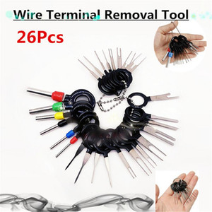 Snap On Tools Wire Terminal Removal Tool Нержавеющая сталь соединение проводов Picking автоинструмент Электропроводка обжимной разъем Pin Extractor